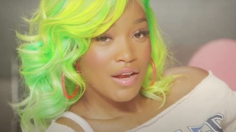 New Video: Keke Palmer - 'Thick'