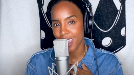 Watch:  Kelly Rowland Performs New Single 'Coffee' Live