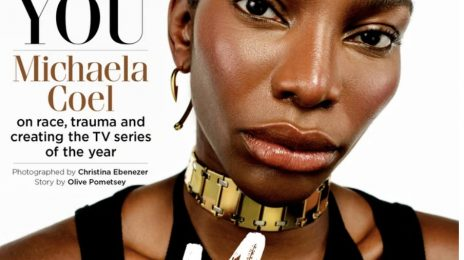 Michaela Coel Covers British GQ / Talks Racism & 'I May Destroy You'