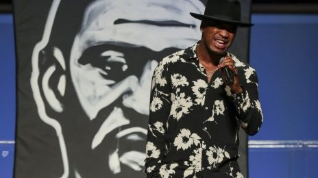 Watch: Ne-Yo Breaks Down While Performing 'Hard to Say Goodbye' At George Floyd Memorial
