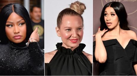 Sia Apologizes For Bizarre Messages About #BlackLivesMatter & Nicki Minaj/Cardi B Feud
