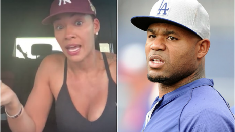 Tearful Evelyn Lozada Defends Carl Crawford After He's Arrested for Domestic Violence [Video]