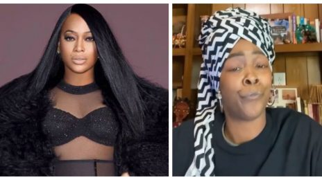 "Khia Slams Trina Again: ""People Are Looting Everything But Your Albums"""