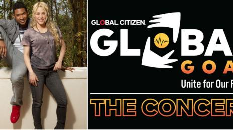 Justin Bieber, Usher, & Shakira Lead Big Names Performing at Global Citizen's 'Global Goal' Concert