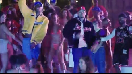 New Video: Chris Brown & Young Thug - 'Go Crazy'