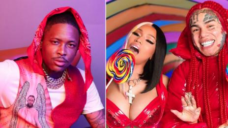 #Barbz Blast YG For Saying Nicki Minaj is 'Canceled' For Working with 6ix9ine