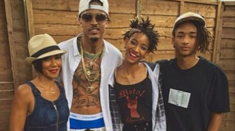 Social Media Responds To August Alsina's 'Entanglement' With #WillSmithDeservesBetter Hashtag
