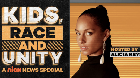 Watch:  Alicia Keys Hosts Black Lives Matter-Inspired 'Kids, Race, & Unity' Special for NICK [Full Show]