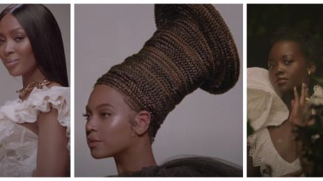 Watch: Beyonce Unleashes Extended 'Black Is King' Trailer - Starring Naomi Campbell, Lupita, & More