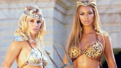 Britney Spears Dances Up A Storm To Beyonce [Video]