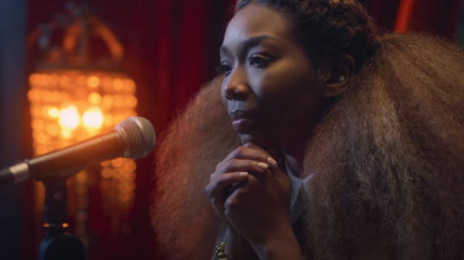 New Video: Brandy - 'Borderline'