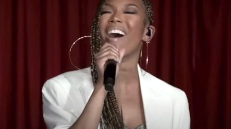 Brandy Wows With Hits At 2020 Census Concert [Performance]