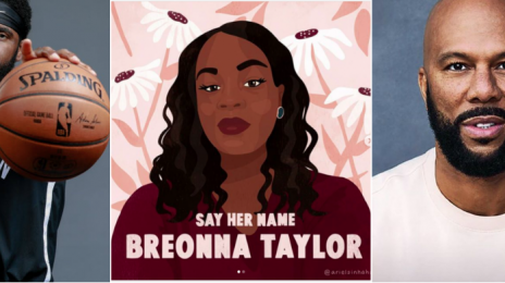 #SayHerName:  Kyrie Irving, Common Team for TV Special Demanding Justice for Breonna Taylor