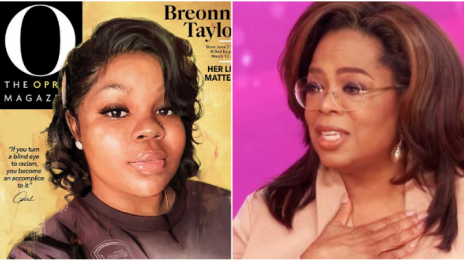 Oprah Winfrey Gives Up Cover Of The Oprah Magazine To Honor Breonna Taylor