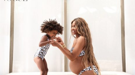 Ciara Shares Pregnancy Glow With British Vogue