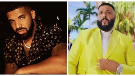 DJ Khaled Confirms TWO New Drake Collaborations Are Coming This Week