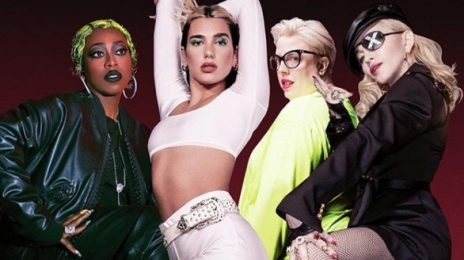 New Song: Dua Lipa, Madonna, & Missy Elliott - 'Levitating (Remix)'