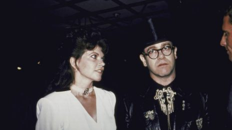 Elton John Sued By Ex-Wife