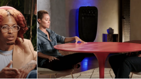 Watch:  Jada Pinkett-Smith Admits To August Alsina Relationship / Says She & Will Were Separated at the Time