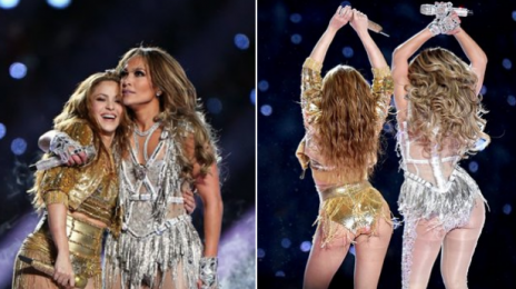 J. Lo & Shakira React to 4 EMMY Nods For Their Historic Super Bowl Show