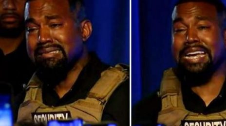 Kanye West: More From Rapper's Tearful Rally Rant About Abortion, Harriet Tubman, & More