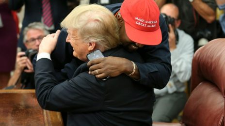 Kanye West Received Over $2 Million From Donald Trump-Approved Loan
