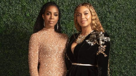 "Kelly Rowland Gets Candid About Beyonce Comparisons: ""It Was On My Shoulder For A Decade"""