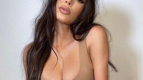 Kim Kardashian Breaks Silence After Kanye West's Divorce Revelation