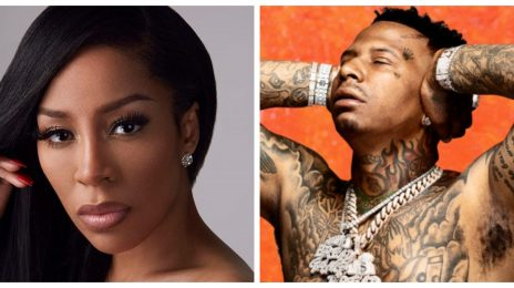 K. Michelle & Moneybagg Yo Clash Over Claims Of Rented Lambos & Sexual Advances