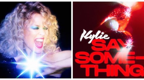 Kylie Minogue Announces New Single 'Say Something'