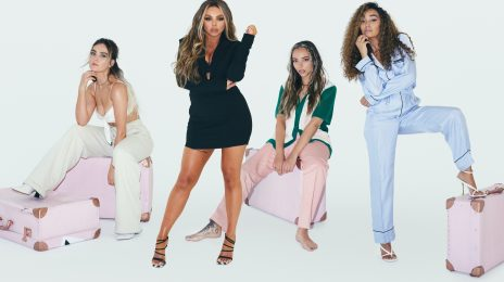 Little Mix Eye Top 10 Debut With 'Holiday'