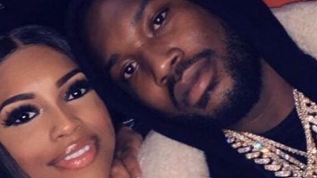 "Meek Mill Confirms Split From Milan Harris, Commits To Raising Newborn As ""Separate Parents"""