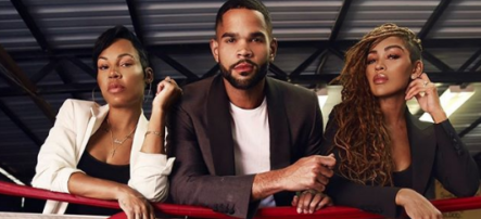 Exclusive: Meagan Good & Cast Of 'Cousins' Spill On New Talkshow