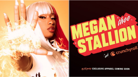 Megan Thee Stallion Launches Clothing Line Collaboration With CrunchyRoll
