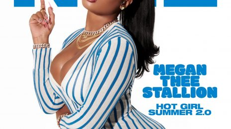 Megan Thee Stallion Graces The Cover Of NME & Talks Debut Album