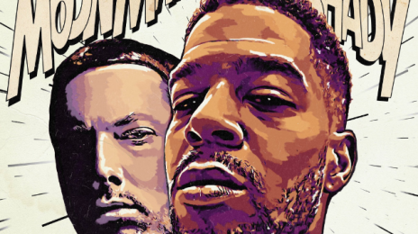 New Song:  Kid Cudi & Eminem - 'Adventures of Moonman & Slim Shady'