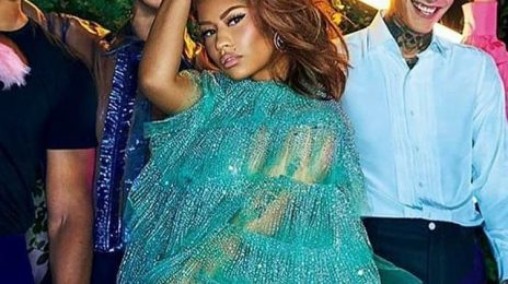 Nicki Minaj Wins Gospel Music Award