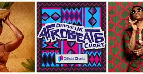 Major! Official UK Afrobeats Chart Launched