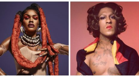Teyana Taylor Claps Back At Mykki Blanco Over 'WTP' Diss