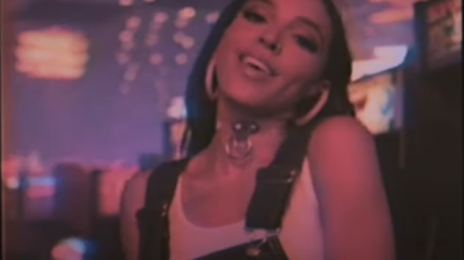 New Video:  THEY. - 'Play Fight' (featuring Tinashe)
