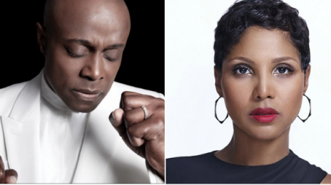 New Song:  Kem & Toni Braxton - 'Live Out Your Love'
