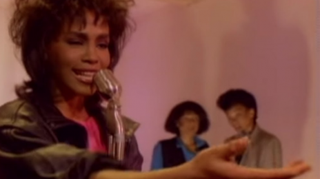 Chart Rewind:  Whitney Houston's 'You Give Good Love' Leapt To Its Hot 100 Peak This Week in 1985