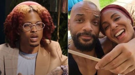 Will Smith Denies Claims He Approved August Alsina's Alleged Affair With Jada Pinkett