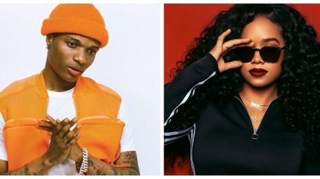 Wizkid Announces H.E.R. Collaboration 'Smile'