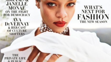 Rihanna Graces The Cover Of Harper's Bazar / Talks Fenty Skin