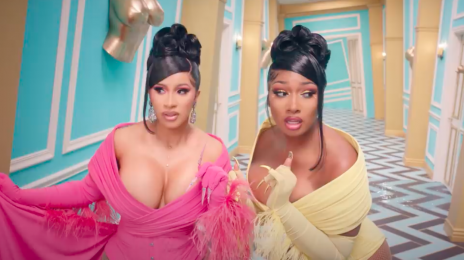 Cardi B And Megan Thee Stallion's 'WAP' Set For Highest New Entry On UK Charts