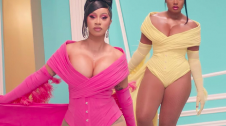 Cardi B & Megan Thee Stallion's 'WAP' Headed Towards #1 Debut