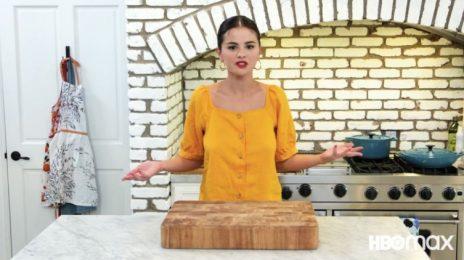 TV Trailer:  Selena Gomez' HBO Max Cooking Show 'Selena + Chef'
