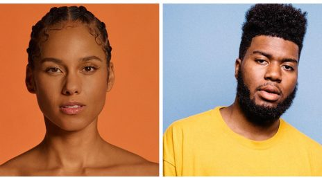 Alicia Keys Teases New Khalid Collaboration