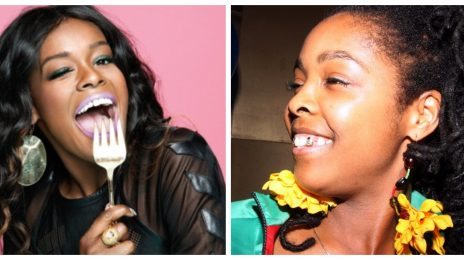 "Azealia Banks Slams Khia: ""Mind Your Business & Mind Those Back Molars"""